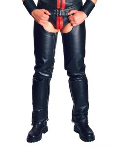 Mister B Leather Chaps - now at misterb.com
