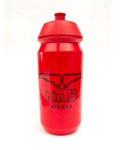 Mister B Lube Bottle - Red 500ml - buy online at www.misterb.com