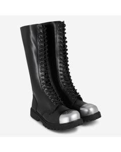 Underground Gripper External Steel Cap Boot – Black
