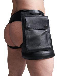 Mister B Leather Hip Holster  L