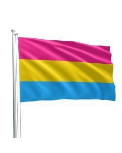 Pansexual Flag 90 x 150 cm