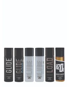 Mister B Lubricants 6 pack 30 ml - now at misterb.com