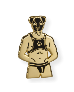 Master of the House Pin Alpha