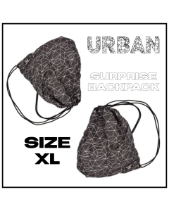 Urban Surprise Backpack – Black XL