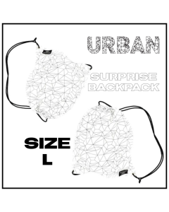 Urban Surprise Backpack – White L