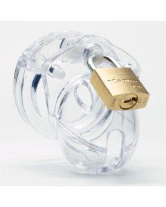 CB-X Mini Me Chastity Cage - Clear