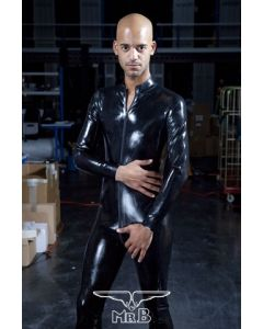 Mister B Rubber Full Body Suit With Zip - buy online at www.misterb.com