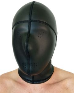 Neoprene Hood Pinhole Eyes and Mouth - buy online at www.misterb.com