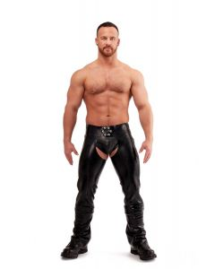 Mister B Rubber Chaps - buy online at www.misterb.com