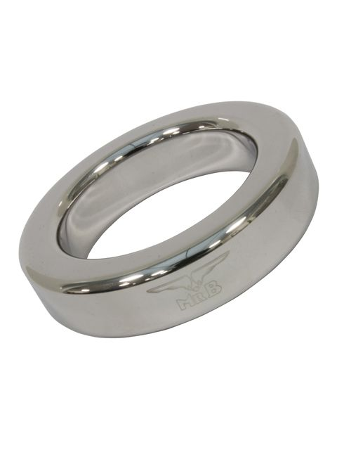 Mister B Stainless Cockring Heavy 45 mm