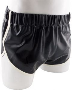 Mister B Rubber Sport Shorts