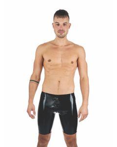 Mister B Rubber Fucker Shorts Black