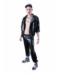 Mister B Rubber Tracksuit