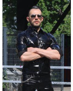 Mr Riegillio PVC Long Sleeved Shirt