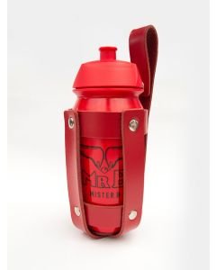 Mister-B-Leather-Lube-Bottle-Holder-Red