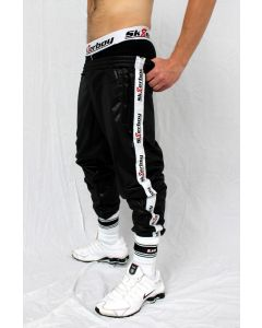 Sk8erboy Shiny Pants - Black