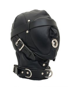 Mister B Leather Heavy Duty Hood