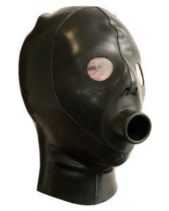 Mister B Rubber Extreme Piss Gag Hood