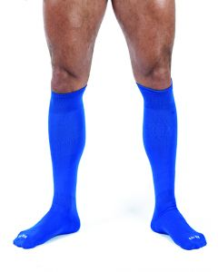 Football Socks Blue