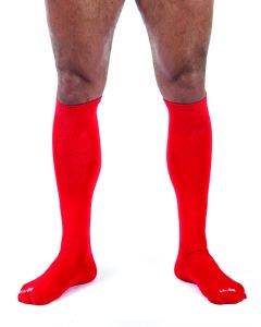 Football Socks Red