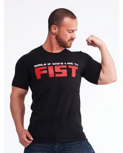 Mister B T-shirt Fister