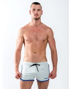 Mister B URBAN Liverpool Shorts Grey