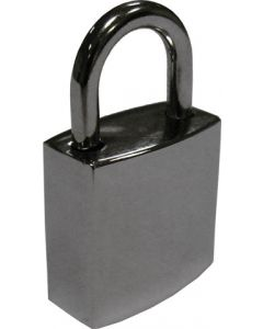 Chrome-Padlock