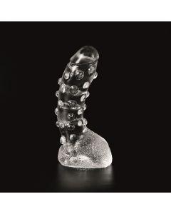 Dark-Crystal-Tonguebiter-Dildo-Clear