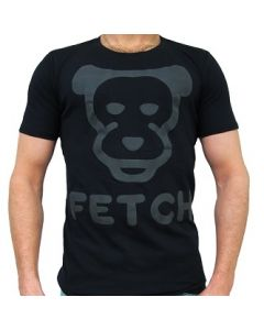 Mister-B-FETCH-T-shirt-Black-XL