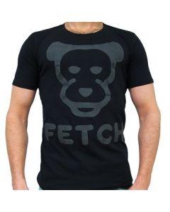 Mister-B-FETCH-T-shirt-Black-XL
