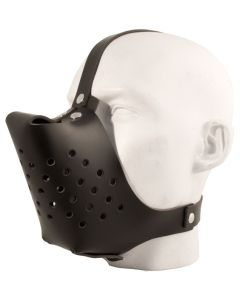 Mister-B-Leather-Dog-Muzzle