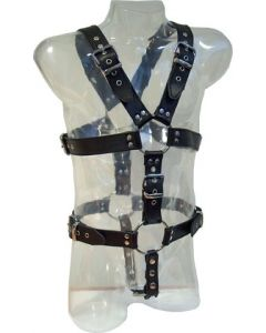 Mister B Leather The Bear Harness Full Body