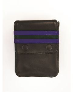 Mister-B-Leather-Wallet-for-Harness-Black-Blue