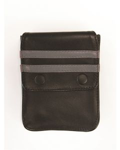 Mister-B-Leather-Wallet-for-Harness-Black-Grey