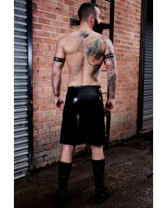 Mister B Rubber Buckle Skirt