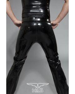 Mister B Rubber Levi Jeans