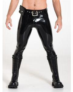 Mister B Rubber Supertight Jeans