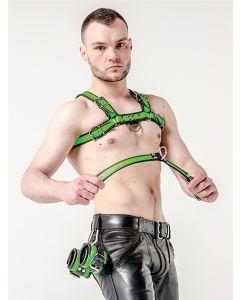 Mister-B-Slave-Collar-Neon-Green
