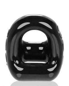 Oxballs-360-Cockring-Ball-Sling-Black